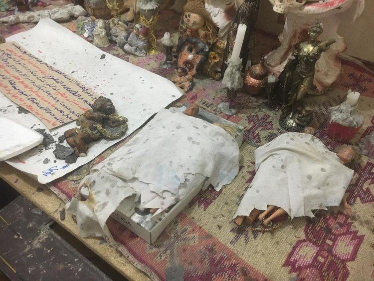 Büyücü çetesine şafak baskını! Fotoğraflar 'yok artık' dedirtti | SON TV