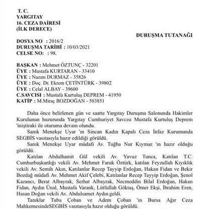 Yargıtay'dan garip karar! | SON TV
