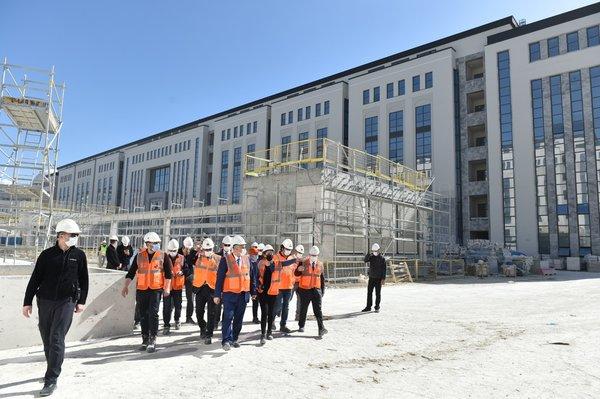 Yargıtay adli yılı yeni binasında açacak! Yargıtay için dev yatırım | SON TV